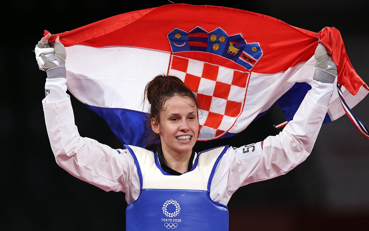 TOKIO 2020: Matea Jelić olimpijska pobjednica
