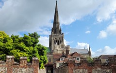 Chichester Cathedral England 2021