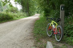 Half way through a 40 mile DPRT ride