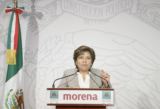 30/07/2021 Conferencia De Prensa Diputada María Eugenia Hernández