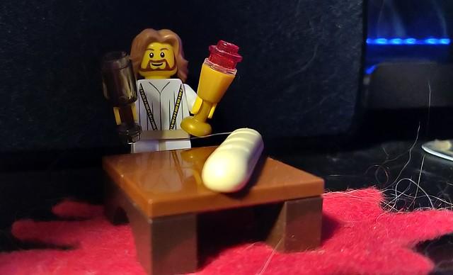 Lego Jesus save us!!!
