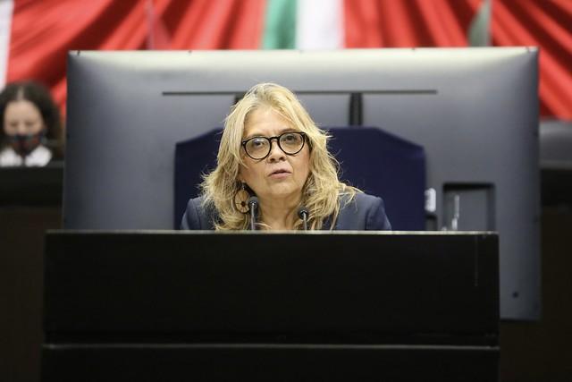 30/07/2021 Tribuna Diputada María De Los Ángeles Huerta