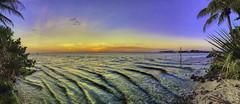 Spectacular Summer Seaside Saturday Sunset Scene Symphony Isles Eyed By I, Aye - IMRAN™
