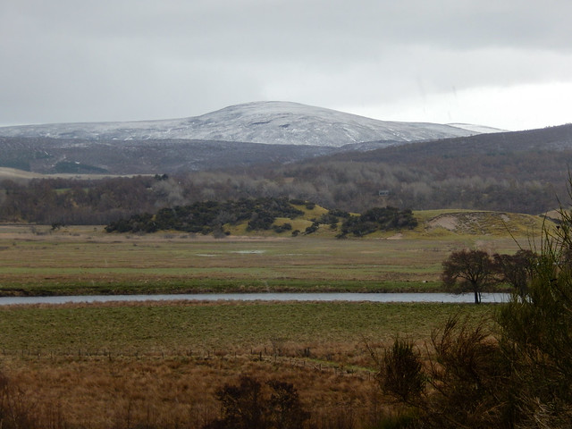 Photo:Mountains, fields, and the river Spey, 2021 May 06 By Dunnock_D