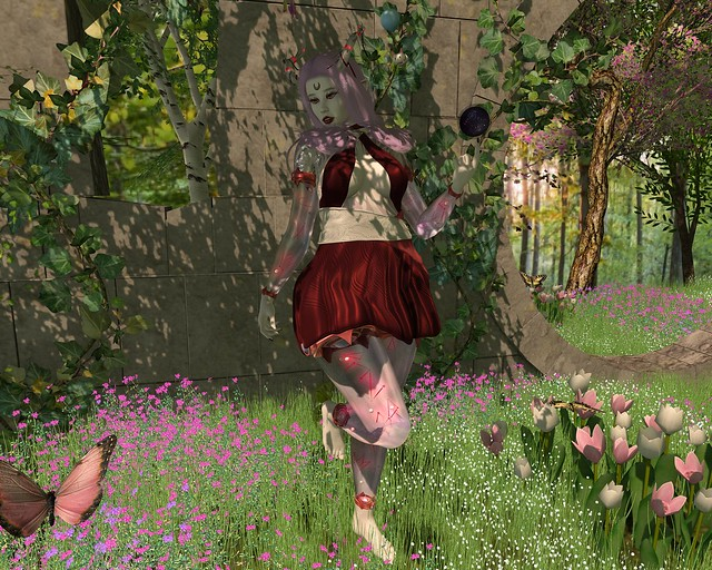 Photo:Lost Garden By Spooder Kitty