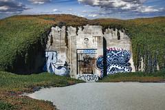 Fort Ord Ammunition Bunker