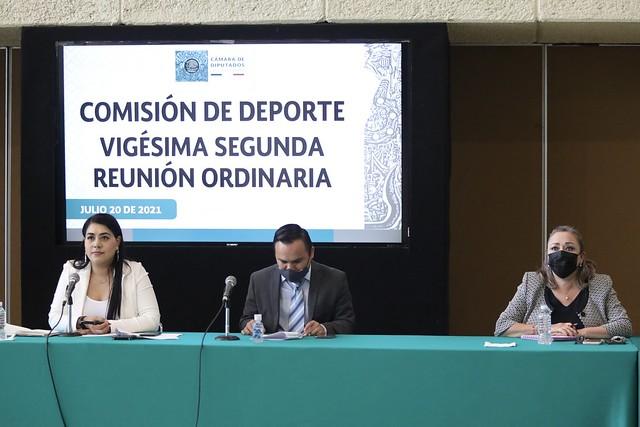 20/07/2021 Comisión del Deporte