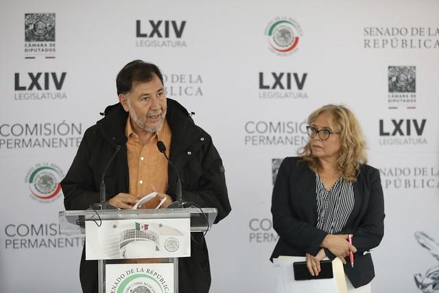 30/06/2021 Conferencia de Prensa Dip. María de los Ángeles Huerta del Río
