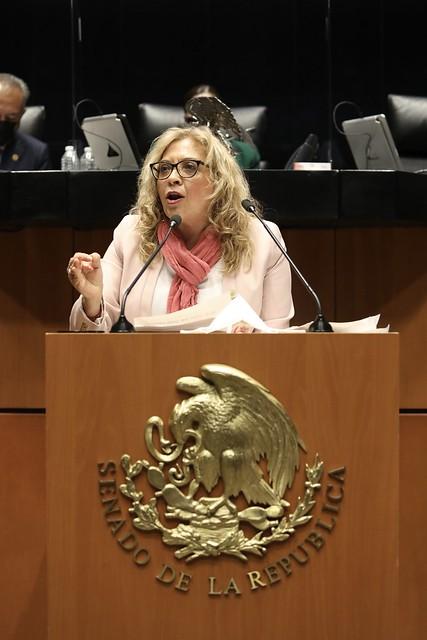 07/07/2021 Tribuna Dip. María de los Ángeles Huerta del Río