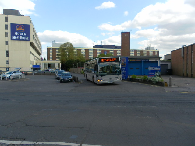 Photo:H16 NCP at Gatwick Moat House Hotel, Povey Cross Road, Povey Cross By Mr MPD