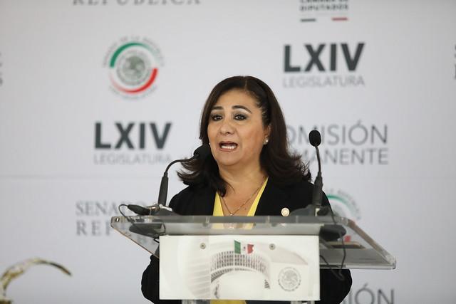23/06/2021 Conferencia de Prensa Dip. Beatriz Silvia Robles Gutiérrez