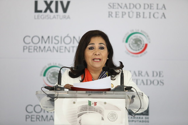 07/07/2021 Conferencia de Prensa Dip. Beatriz Silvia Robles Gutiérrez