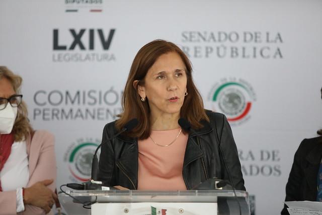 07/07/2021 Conferencia de Prensa Dip. Marivel Solis Barrera