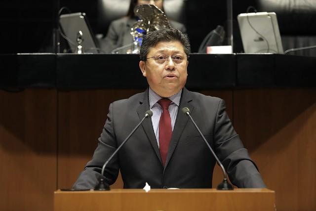 29/07/2021 Tribuna Dip. Rubén Cayetano García