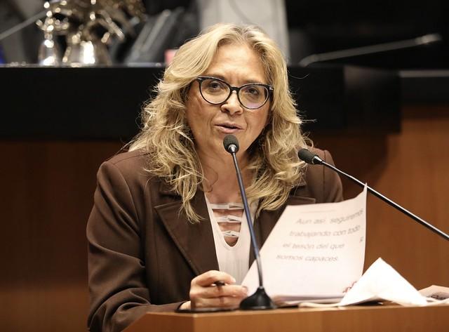 29/07/2021 Tribuna Dip. María de los Ángeles Huerta del Río