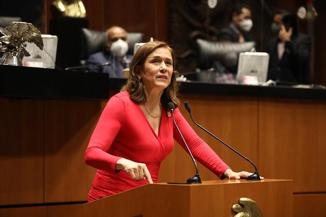 29/07/2021 Tribuna Dip. María del Carmen Almeida Navarro