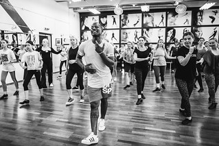 Latin Dance Workshop / Yasser Sarria Terry @ DanceAct for 2020
