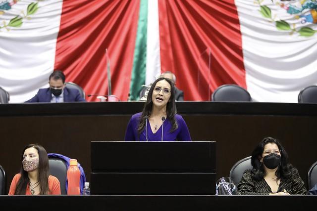 03/08/2021 Tribuna Laura Imelda Pérez Segura