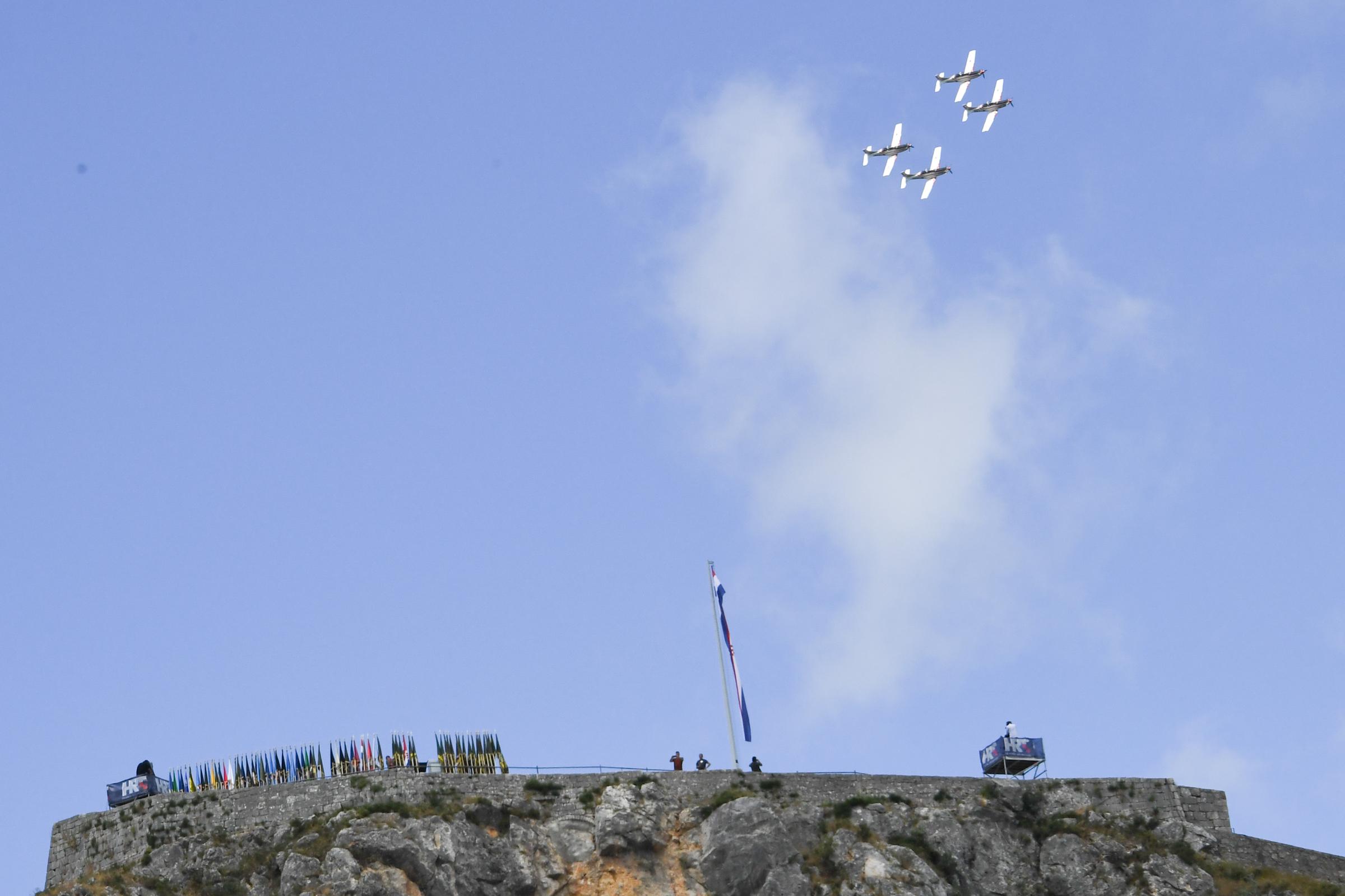 Dan je pobjede i domovinske zahvalnosti, Dan hrvatskih branitelja i 26. obljetnica vojno-redarstvene operacije