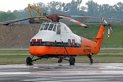 N827MW | Sikorsky S-58JT | Midwest Helicopter Airways