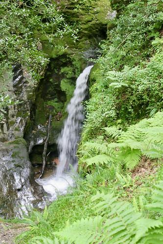 Poulanass Waterfall.