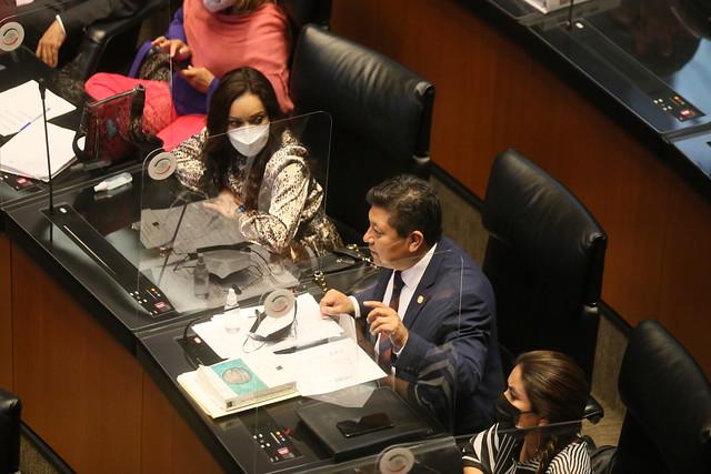 09/08/2021 Sesión De La Permanente Senado De La República