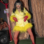 Exposure Drag host Essense with Melissa Vivienne Filthy Rich Sedusa 160