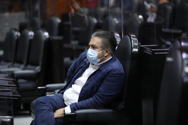 11/08/2021 Cámara De Diputados Se Erige Como Jurado