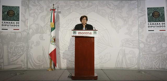 11/08/2021 Conferencia De Prensa Diputada Ediltrudis Rodríguez Arellano