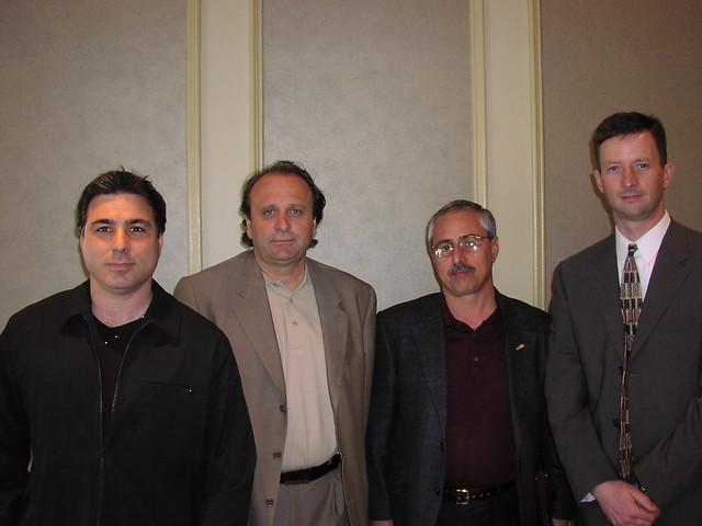 Lorenzo, Nick, and Julian