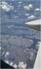 Window Seat, II / New York City from 35,000 feet