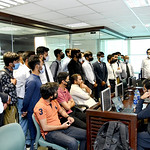 NSDD Students Visit to Stock Exchange Islamabad