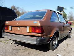1984 Ford Escort L