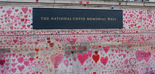 The National COVID Memorial Wall