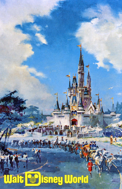 Photo:Magic Kingdom Theme Park - Front By Sam Howzit