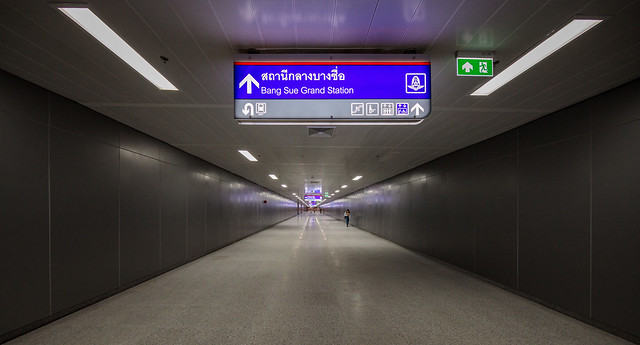 Bang Sue Tunnel