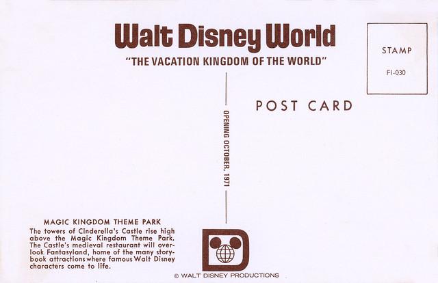Photo:Magic Kingdom Theme Park - Reverse By Sam Howzit