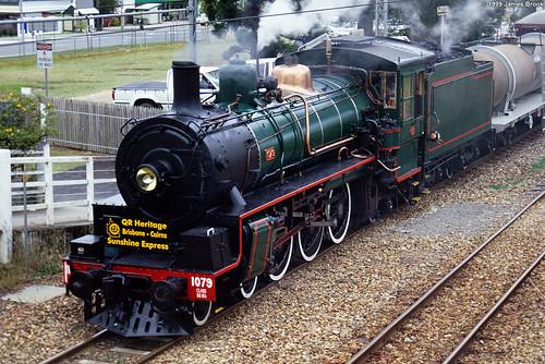 BB18¼ 1079 at Cooroy