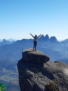 Pico da Caledônia - Junho de 2021