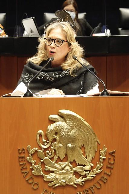 19/08/2021 Tribuna Diputada María De Los Ángeles Huerta - Revocación De Mandato