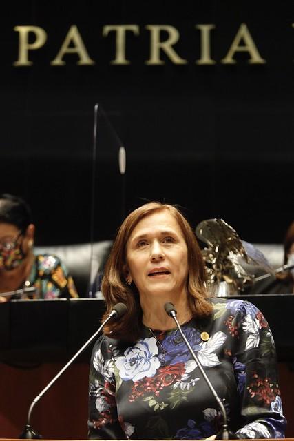 19/08/2021 Intervención Tribuna María Del Carmen Almeida