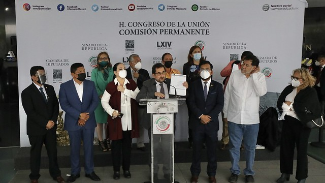 19/08/2021 Conferencia De Prensa Dips. Morena