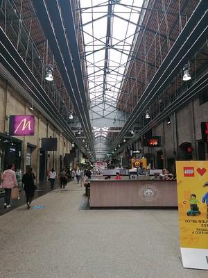 Winkelcentrum Docks