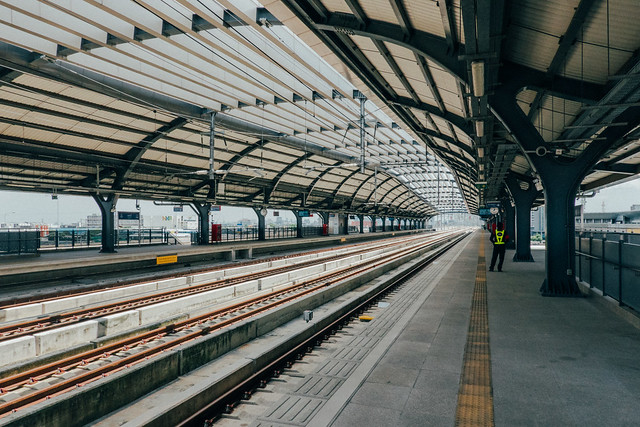 Lak Si SRT Station, Bangkok