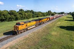 BNSF 5123 - Wylie Texas