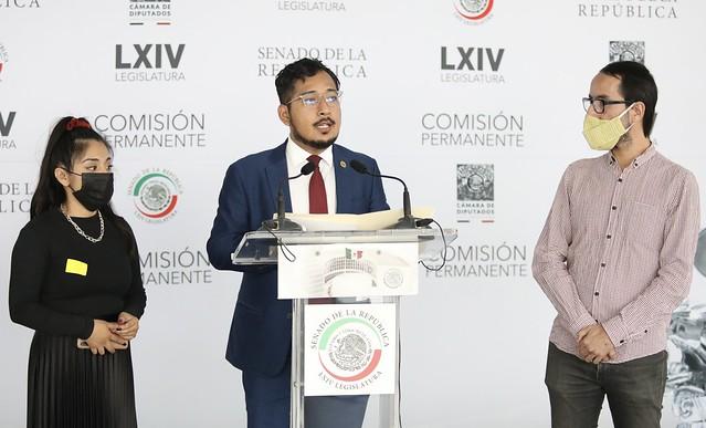 19/08/2021 Conferencia De Prensa Dip. Alejandro Viedma Velázquez