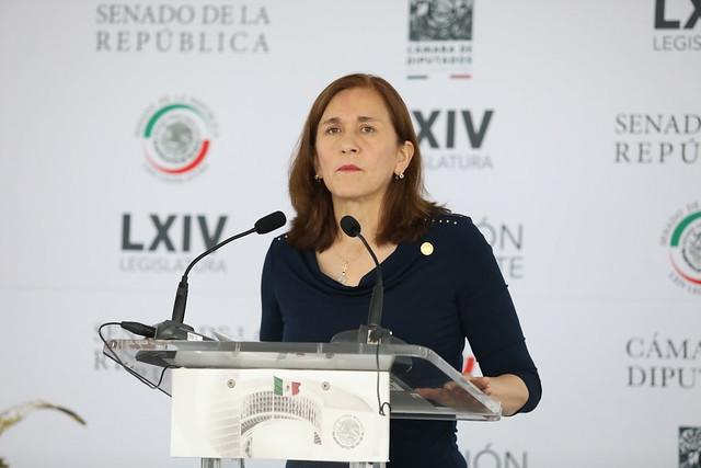 19/08/2021 Conferencia De Prensa Dip. Carmen Almeida Navarro