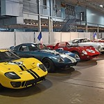 2021 They Were There Demo Day – The Simeone Cars that Raced Le Mans