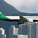 EVA Air | Boeing 777-200LRF | B-16782 | Hong Kong International