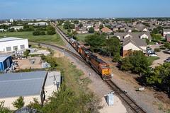 BNSF 4106 - Wylie Texas